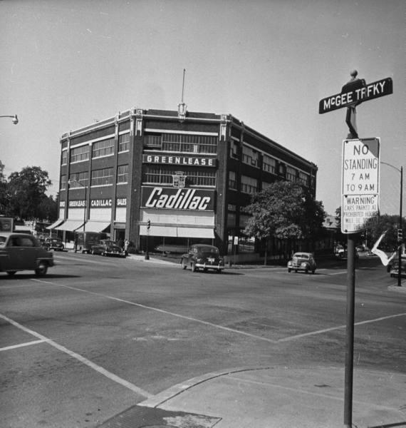 Robert 2 for Cadillac motor car company